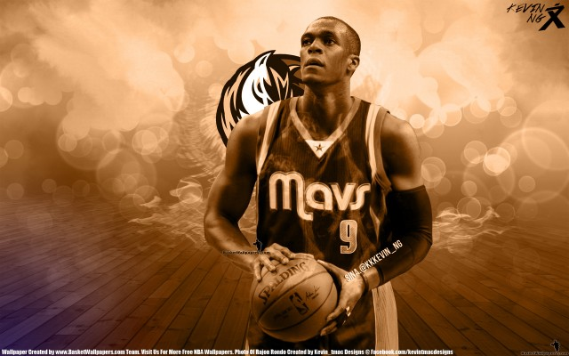 Rajon Rondo Dallas Mavericks Wallpaper 1920x1200