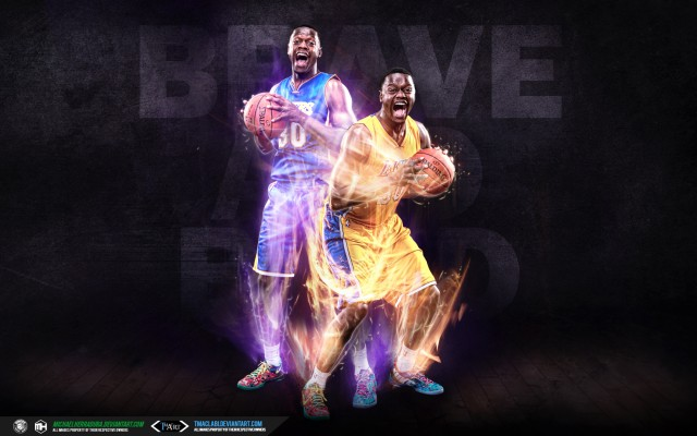 Julius Randle Brave And Bold Wallpaper 1680x1050