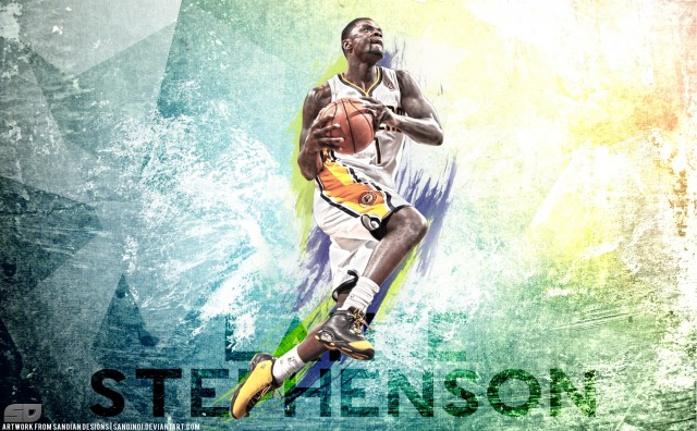 Lance Stephenson Pacers 2014 Wallpaper 1743x1080