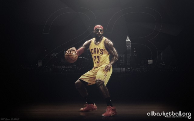 LeBron James Cleveland 2015 Wallpaper 2000x1250