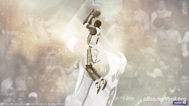 Kobe Bryant 81: Nine Years Later 2015 Wallpaper 2560x1440