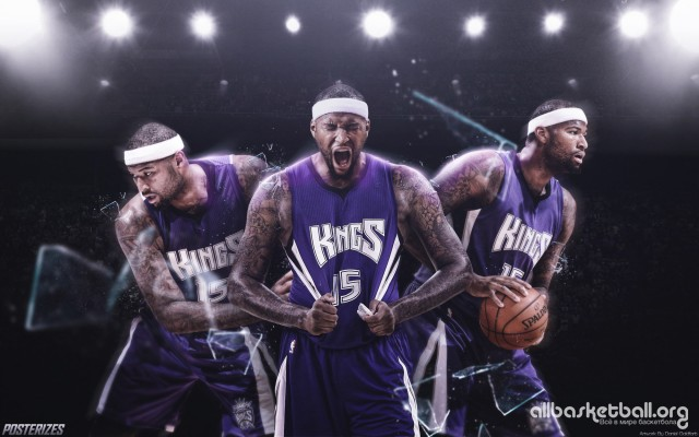 DeMarcus Cousins Sacramento Kings Passion 2015 Wallpaper 2000x1250