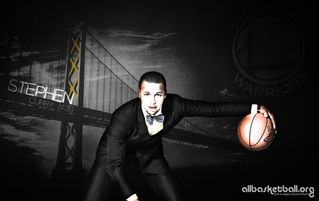 Stephen curry GSW 2015 Wallpaper 1900x1200
