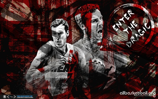 Goran Dragic Enter The Dragic 2015 Wallpaper 1680x1050