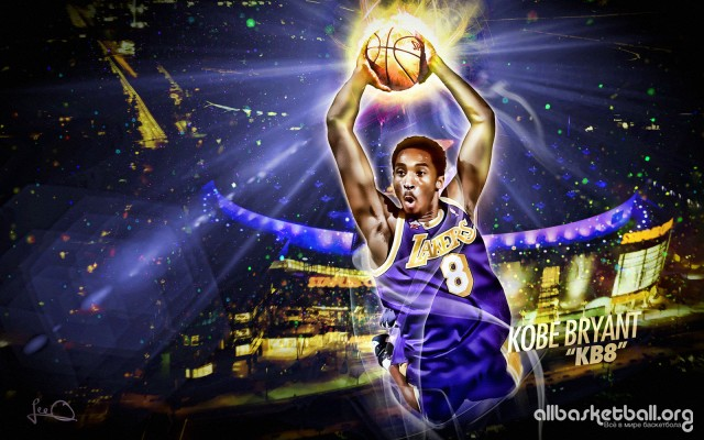 Kobe Bryant KB8 2015 Wallpaper 1600x1000