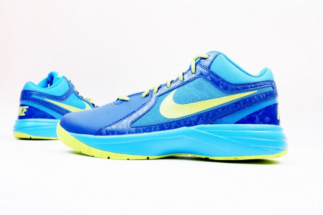 Nike The Overplay VIII: Обзор