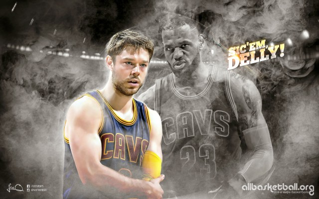 Matthew Dellavedova Sic`em Delly! 2015 Wallpaper 1600x1000