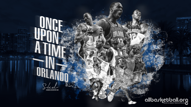 Dwight Howard Orlando 2015 Wallpaper 2560x1440