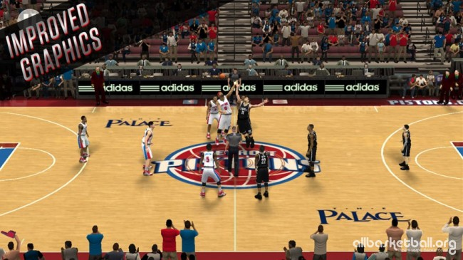 NBA 2K16 ����� �� iOS � Android