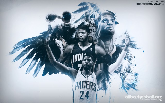 Paul George Wings 2015 Wallpaper 2880x1800