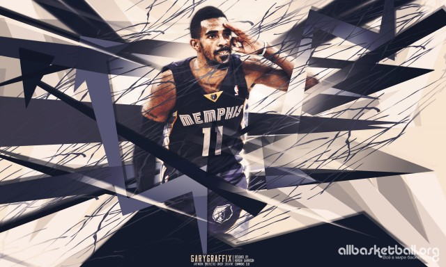 Mike Conley Memphis 2015 Wallpaper 3750x2250