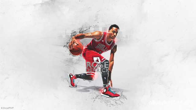 Derrick Rose Bulls 2015 Wallpaper 1920x1080