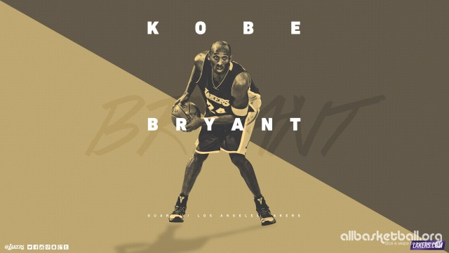 Kobe Bryant Lakers 2015 Wallpaper 2560x1440