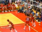 NBA Playoffs Western Conference Semifinals 1985-1986|6 игра|Houston Rockets @ Denver Nuggets