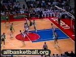 NBA Playoffs Eastern Conference Semifinals 1988-1989|1-2 игры|Detroit Pistons @ Milwaukee Bucks