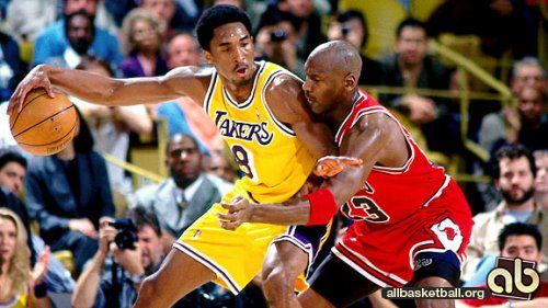 1998 Chicago Bulls vs Los Angeles Lakers.