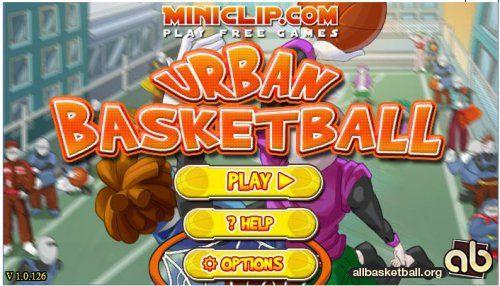Urban Basketball