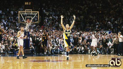 ESPN 30 for 30 Winning Time: Reggie Miller vs. The New York Knicks
