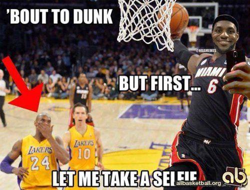 Мемы НБА