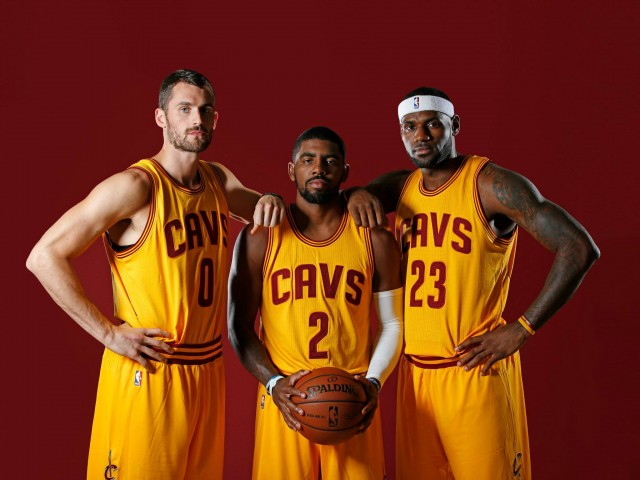 «Cleveland Cavaliers» версия 3.0