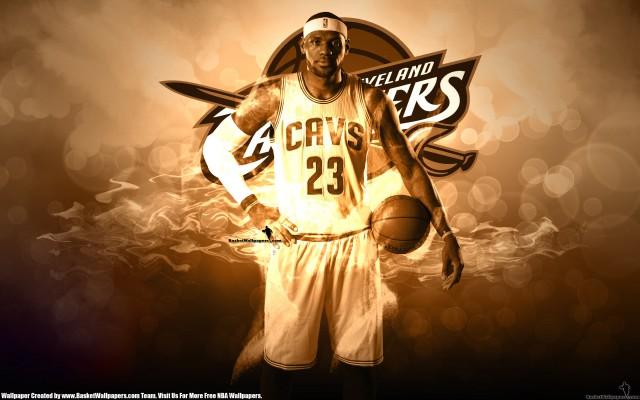 LeBron James Cavaliers 2014 Wallpaper 2880x1800