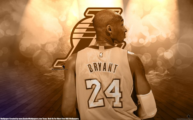 Kobe Bryant LA Lakers 2014 Wallpaper 2880x1800