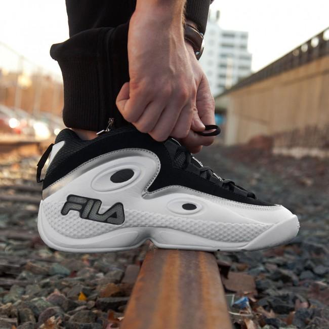 Grant Hill's FILA 97