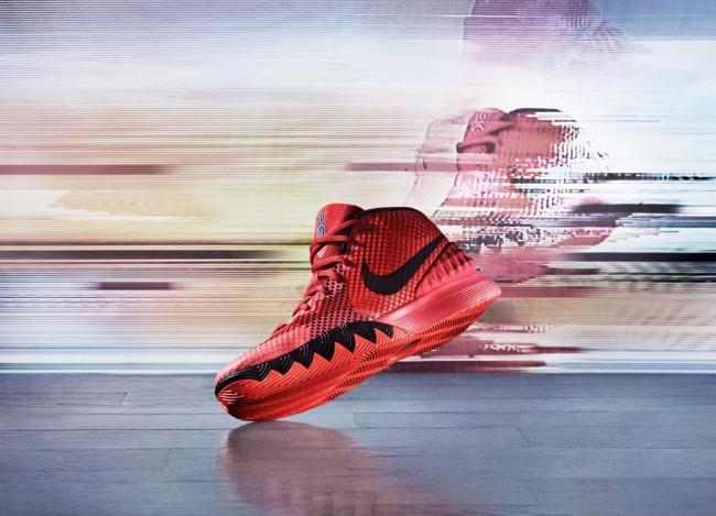 Nike Kyrie 1: Официальное представление