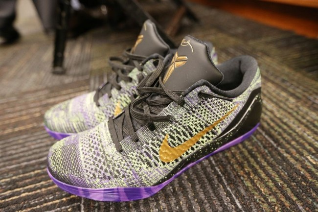"NikeID Kobe 9 Elite Low ""Mamba Moment"""