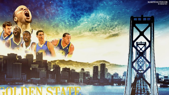 Golden State Warriors 2014-2015 Wallpaper 1920x1080