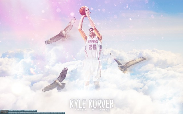 Kyle Corver Atlanta 26 Hawks Wallpaper 1728x1080