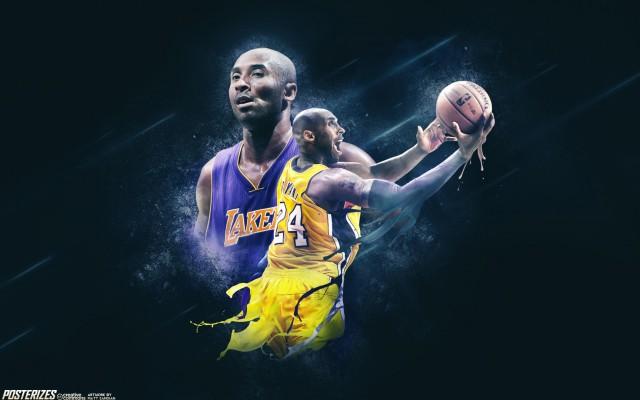 Kobe Bryant LA Lakers 2014 Wallpaper 1728x1080