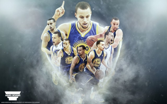 Stephen Curry 2014-2015 NBA MVP Wallpaper 2560x1600