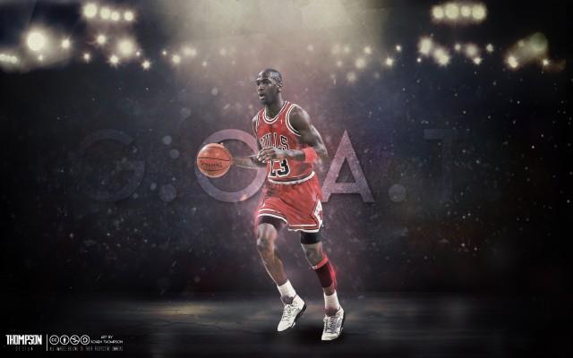Michael Jordan Chicago Goat 2014 Wallpaper 2880x1800