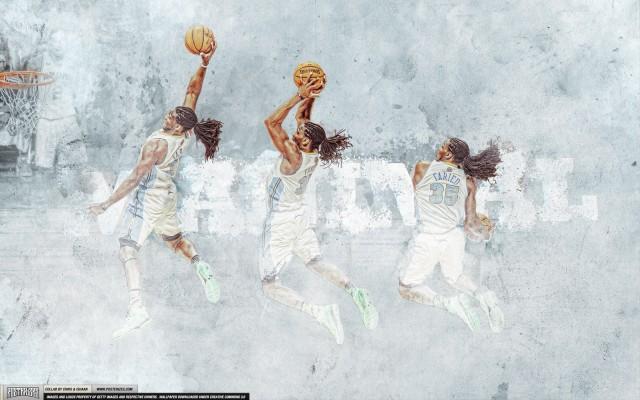 Kenneth Faried Nuggets Manimal 2014 Wallpaper 2880x1800