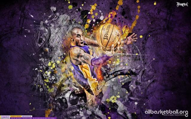 Kobe Bryant Sensation Wallpaper 2880x1800