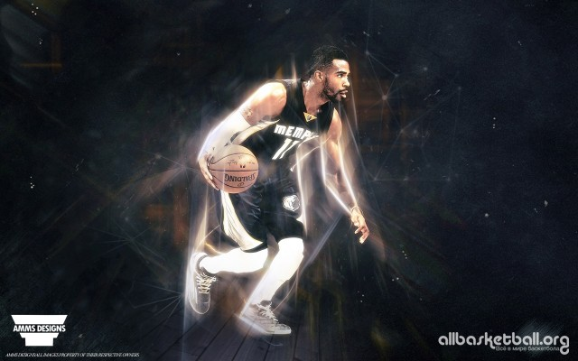 Mike Conley Memphis Grizzlies 2015 Wallpaper 1920x1200
