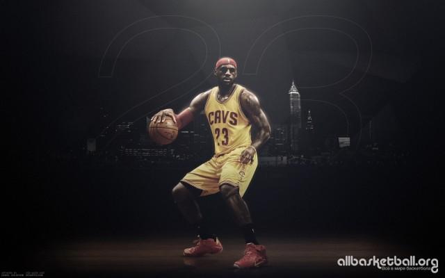 LeBron James Cleveland 2015 Wallpaper 2000x1250