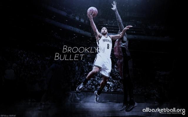 Deron Williams Brooklin Bullets 2015 Wallpaper 2000x1250