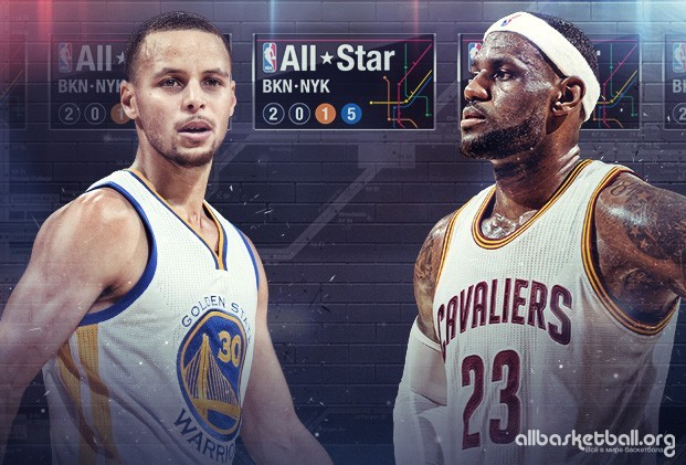 NBA All-Star Weekend 2015 / 14.02.2015 - 16.02.2015 / Торренты