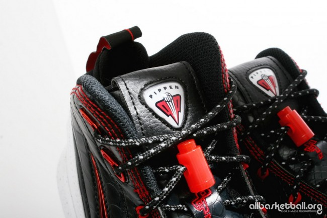 Nike Air Pippen 6 `Six Time World Champ`: Обзор