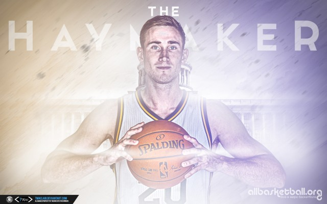 Gordon Hayward The Haymaker 2015 Wallpaper 1680x1050