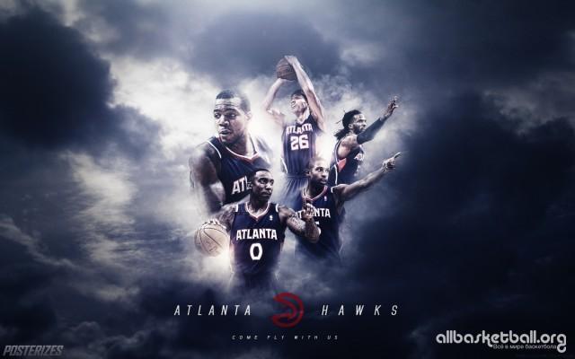 Atlanta Hawks Fly With Us 2015 Wallpaper 2000x1250