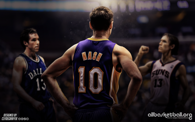 Steve Nash Dreams 2015 Wallpaper 1240x775