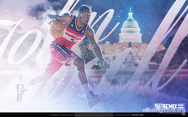 John Wall City Takeover 2015 Wallpaper 2880x1800