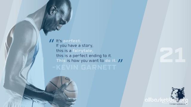 Kevin Garnett Returns 2015 Wallpaper 2560x1440