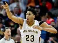 Энтони Дэвис: «Хочу быть в Топ-5 игроков НБА всех времен»