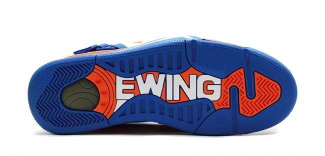 Ewing Athletics Ewing Concept