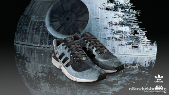 Adidas ZX Flux Star Wars 2015