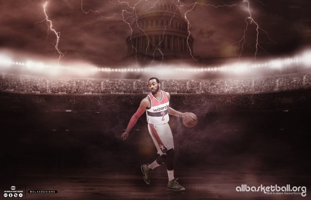 John Wall Washington 2015 Wallpaper